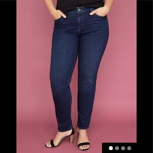 NWT🏷 Lane Bryant Straight Right Fit Jean 14